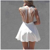 Vestido Sexy Moda Europea Asiatica Slim Fit Envio Gratis