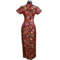 Vestidos Chino Tradicional, Largos Y Cortos.
