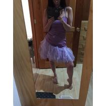 Vendo Divino Vestido Noche Lila