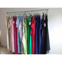 Lote De 40 Vestidos Nuevos De Noche Varios Diseños Y Colores