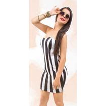 Vestido Casual Hermoso Modelo 201 Straples By Ranitapink