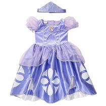 Vestido Disfraz Princesa Sofia Talla 3t