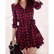 Vestidos Casuales Hermosos Mujer Moda China Largos Cortos