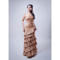 Vestido De Noche Talla Ch (5)