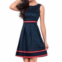 Hermoso Vestido Para Dama De Fiesta! 152978