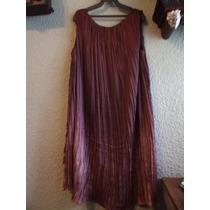 Vestido Vino Zara