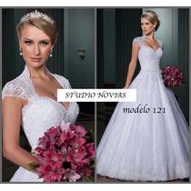 Vestido De Novia Nuevo Barato Modelo121 Vestido Ivory Blanco