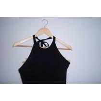 Precioso Jumpsuit Para Dama Banana Republic T- 4 (26) Negro