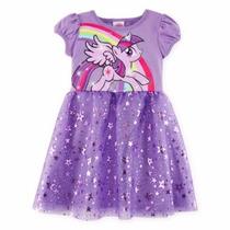Vestido My Little Pony - (frozen, Peppa Pig, Twilight)