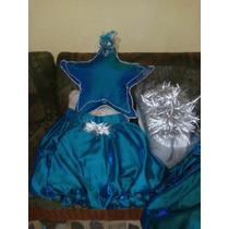 Vestido De Quince Años Azul Electrico Precioso¡¡