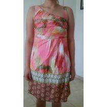 Vestido Rosa Talla Ch