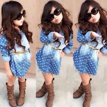 Moderno Vestido Para Niña Promocion Moda Japonesa