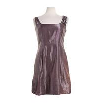 Hermoso Vestido Morado- Lila Talla Grande - Extra Xl