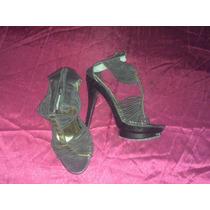 Zapatillas Con Plataforma #3