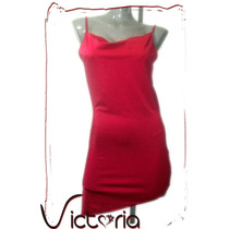 Sexy Mini Vestido Asimetrico 100% Lycra