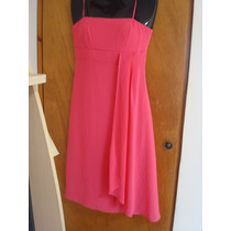 Vestido Rosa Talla 2