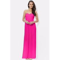 Vestido Fiesta Noche Alta Costura Ralph Lauren Talla 2
