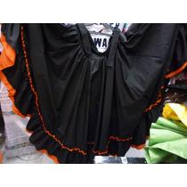 Falda De Ensayo De Practica Bailes Regionales Ropa Mujer Nvb