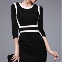 Vestido Corto Casual Sexy Moda Formal Y Elegante 616