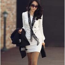 Vestido Blusón Corto Casual Estilo Moda Japonesa