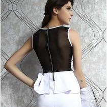 Vestido Corto Elegante Moderno Y Sexy Envío Gratis 1080