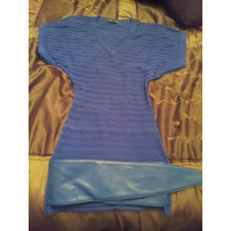 Bluson Azul Rey De Hillo 100%