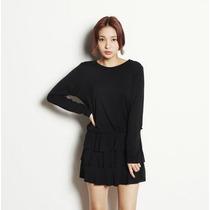 Vestido Moderno Corto Moda Coreana Envío Gratis 2174