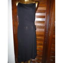 Vestido Marca Gianni Versace Original Talla 8 - 10 Mediano