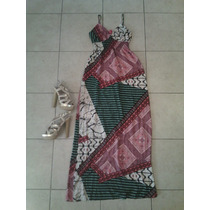 Hermoso Maxivestido/vestido Largo Casual
