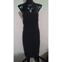 Vestido Strapless De Vestir Lob Talla 2