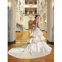 Vestido De Novia Sophia Tolli (maggie Sottero) Talla 10 Lbf