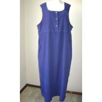 Classic Elements Talla-20-22 Vestido Jumper Azul! Vst663