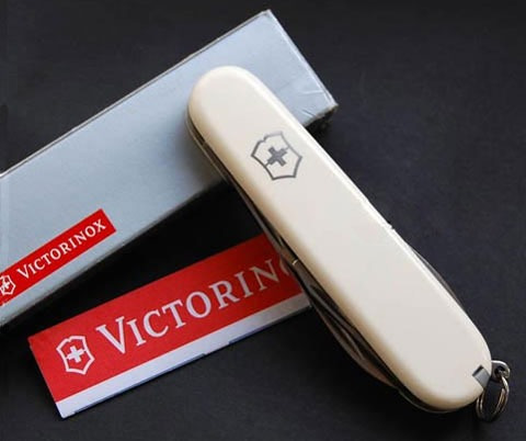 Victorinox Spartan 12 Funciones Navaja Herramienta Suiza