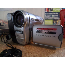 Handycam Sony 8mm Para Compostura (cabezas De Video)