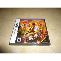 Lego Indiana Jones 2 The Adventure Continues Nintendo Ds +++