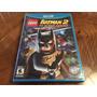 Wii U Batman Lego Nuevo Y Sellado