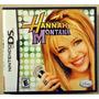 Nintendo Ds Hannah Montana Semnvo 1ra Ed 2004 Made In Japan
