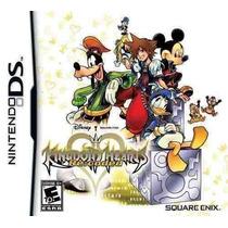 Kingdom Hearts Re:coded Sellado