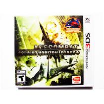 Ace Combat Assault Horizont Legacy Nuevo - Nintendo 3ds