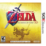 The Legend Of Zelda Ocarina Of Time 3d Para 3ds