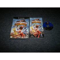 Power Rangers Dino Thunder Gamecube Excelente Estado
