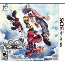 Kingdom Hearts 3d Dream Drop Distance Nuevo Y Sellado