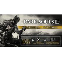 Dark Souls Iii Deluxe Edition (incluye Season Pass)