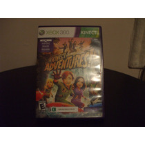 Aventuras Para Kinet De Xbox 360 Slim