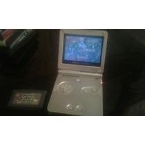 Game Boy Sp Usado Pero Funcional ( 2 Juegos De Regalo )