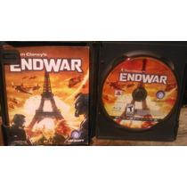 Tom Clancys Endwar Para Playstation 3