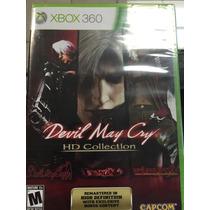 Devil May Cry Hd Collection Xbox 360 Excelente Condiciones