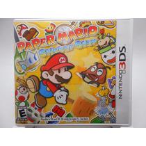 Paper Mario: Sticker Star 2ds 3ds