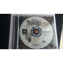 Chocobo Dungeon 2 Final Fantasy Playstation One Psx, Ps2 Vv4