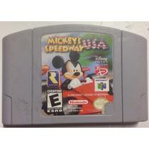 ** Mickey Speedway Usa N64 Pregunta X Mas **